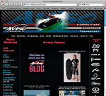 Aviso Surfboards Web Site